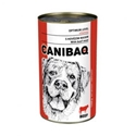 Obrázek CANIBAQ Classic hovězí 415g
