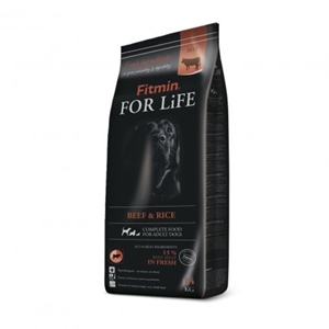 Picture of Fitmin Dog For Life Adult Beef & Rice 14kg +DOPRAVA ZDARMA
