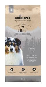 Picture of Chicopee Dog Light Lamb & Rice 15kg  + DOPRAVA ZDARMA