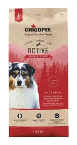 Picture of Chicopee Dog Active Chicken & Rice 15kg  + DOPRAVA ZDARMA