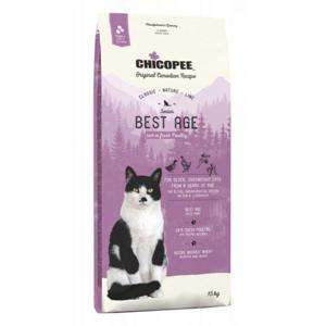 Picture of CHICOPEE CNL CAT Senior Best Age Poultry 15 kg + DOPRAVA ZDARMA